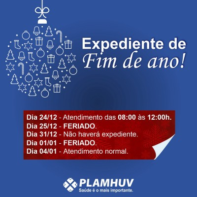 EXPEDIENTE FIM DE ANO PLAMHUV.