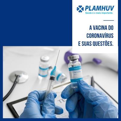 VACINAÇÃO CONTRA O COVID-19.